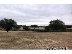 0.35 acres by Gatesville, Texas for sale