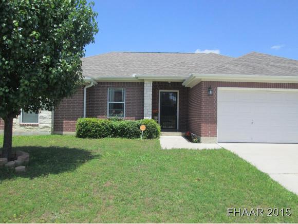 Real Estate for Sale, ListingId: 31612690, Copperas Cove,TX76522