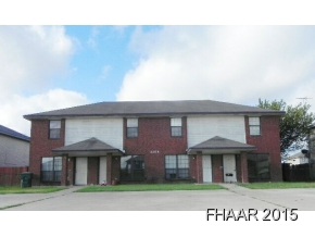 Rental Homes for Rent, ListingId:31612608, location: 1104 Shanarae - B Circle Killeen 76549