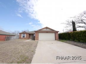 Rental Homes for Rent, ListingId:31613368, location: 2409 Thoroughbred Drive Killeen 76549