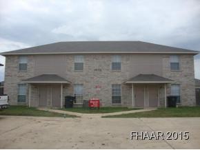 Rental Homes for Rent, ListingId:31612434, location: 4505-B Jeff Scott Killeen 76549