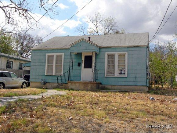 Real Estate for Sale, ListingId: 31613056, Gatesville,TX76528