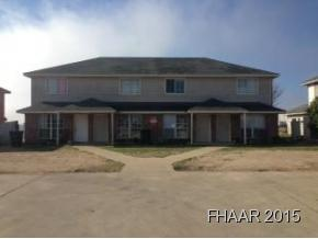 Rental Homes for Rent, ListingId:31612441, location: 1204-C Industrial Killeen 76549