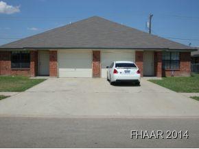 Rental Homes for Rent, ListingId:31641449, location: 3903-A Hitchrock Killeen 76549