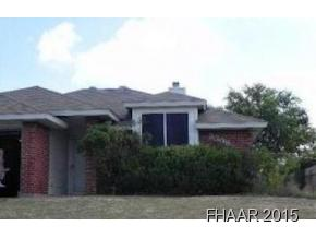 Rental Homes for Rent, ListingId:31815479, location: 3306 Southhill Drive Killeen 76549