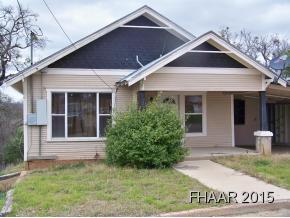 1001 Saint Louis St, Gatesville, TX 76528