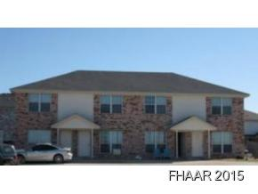 Rental Homes for Rent, ListingId:31853887, location: 4304-D Mattie Killeen 76549