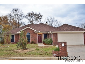 Rental Homes for Rent, ListingId:31902577, location: 1817 Volley Lane Harker Heights 76548