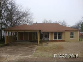 Rental Homes for Rent, ListingId:31973689, location: 1106 Williamson Killeen 76541