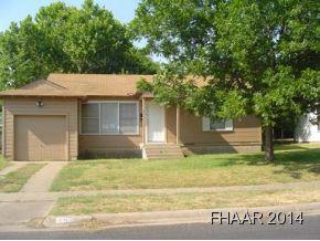 Rental Homes for Rent, ListingId:32459814, location: 503 E Dean Avenue Killeen 76541