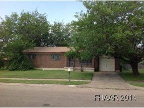 Rental Homes for Rent, ListingId:32556425, location: 1504 Duvall Drive Killeen 76541