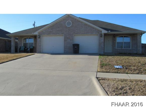 Rental Homes for Rent, ListingId:32936940, location: 5602 Luxor Drive Killeen 76549