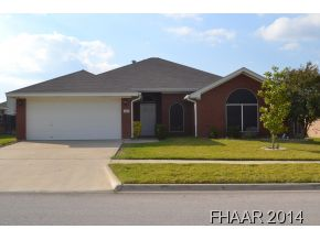Rental Homes for Rent, ListingId:33074095, location: 2505 Jasmine Killeen 76549