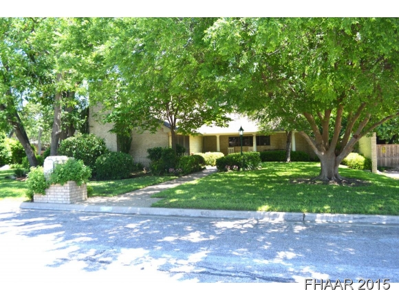 Real Estate for Sale, ListingId: 33126681, Harker Heights,TX76548