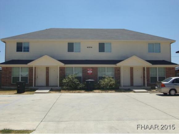 Rental Homes for Rent, ListingId:33258273, location: 4004-C Pilgram Killeen 76543