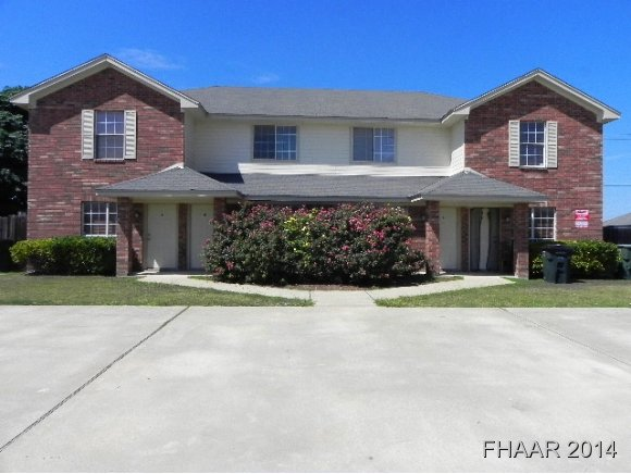 Rental Homes for Rent, ListingId:33320519, location: 4407 - A Deek Drive Killeen 76549