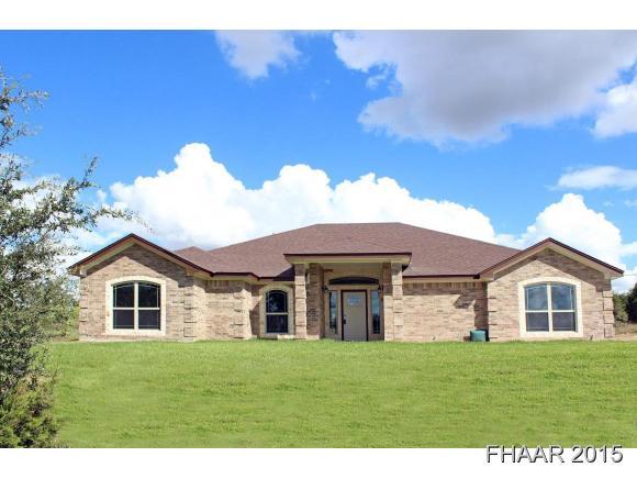 606 County Road 3351, Kempner, TX 76539