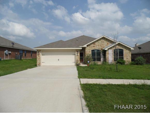 1804 Mike Dr, Copperas Cove, TX 76522