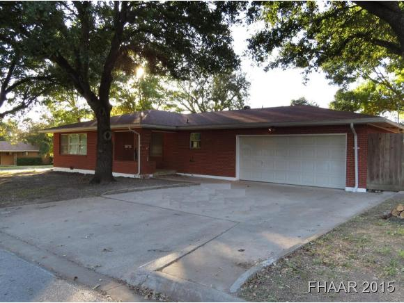 Rental Homes for Rent, ListingId:33422367, location: 2600 N 4th Street Temple 76501