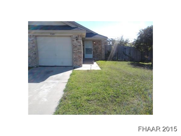 Rental Homes for Rent, ListingId:33476721, location: 4502 Ronald Drive Killeen 76542