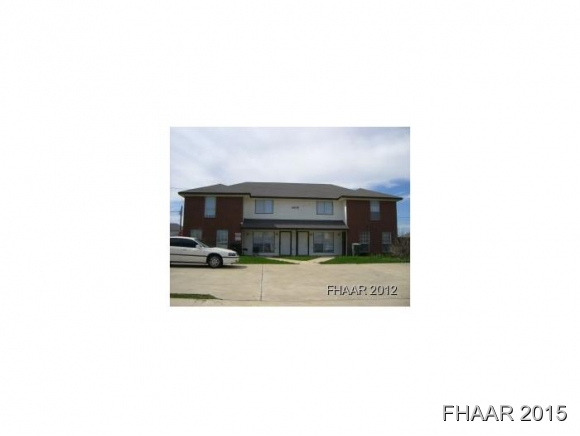 Rental Homes for Rent, ListingId:33528432, location: 4305 Deek Drive Killeen 76549