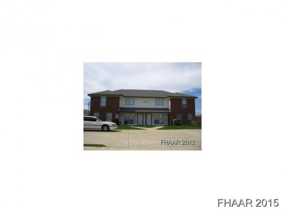 Rental Homes for Rent, ListingId:33528432, location: 4305 Deek Drive Killeen 76549