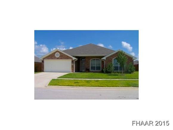 Rental Homes for Rent, ListingId:33699678, location: 2500 Lavender Lane Killeen 76549