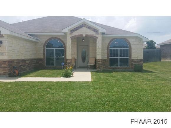 Rental Homes for Rent, ListingId:33817191, location: 9507 Kaitlyn Drive Killeen 76542