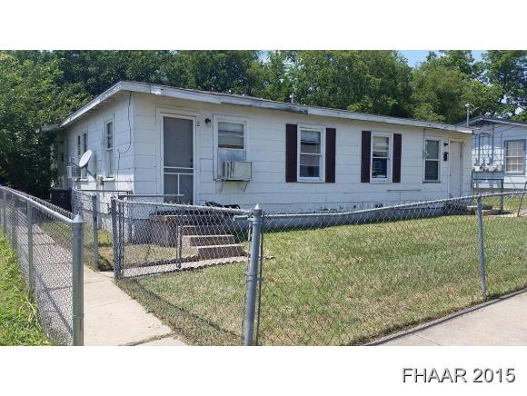 Rental Homes for Rent, ListingId:36565000, location: 1501 Mulford Street Killeen 76541