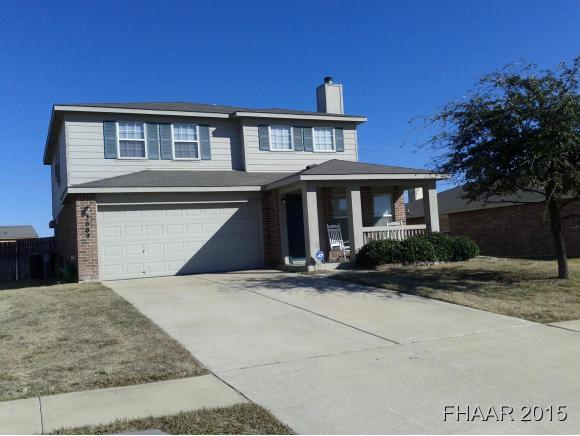 Rental Homes for Rent, ListingId:33827009, location: 3609 Thunder Creek Drive Killeen 76549
