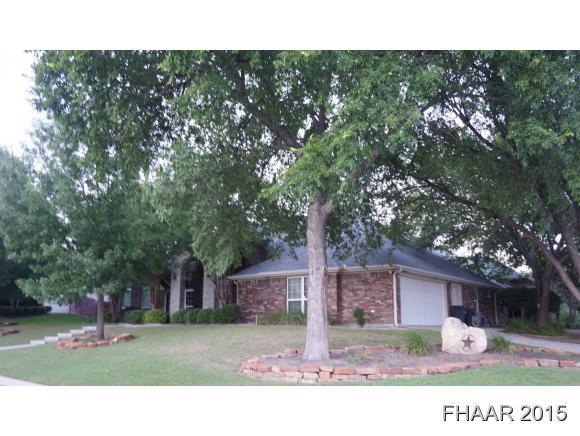 Real Estate for Sale, ListingId: 33844694, Harker Heights,TX76548