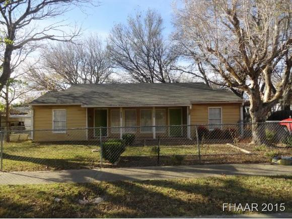 Rental Homes for Rent, ListingId:33857742, location: 1605 Cole Street Killeen 76541