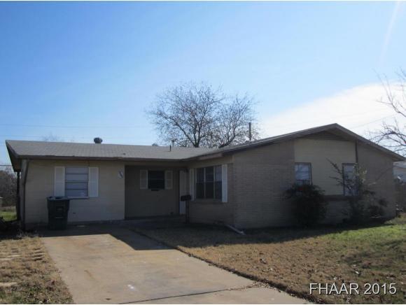 Rental Homes for Rent, ListingId:34037991, location: 300 Cristal Killeen 76541