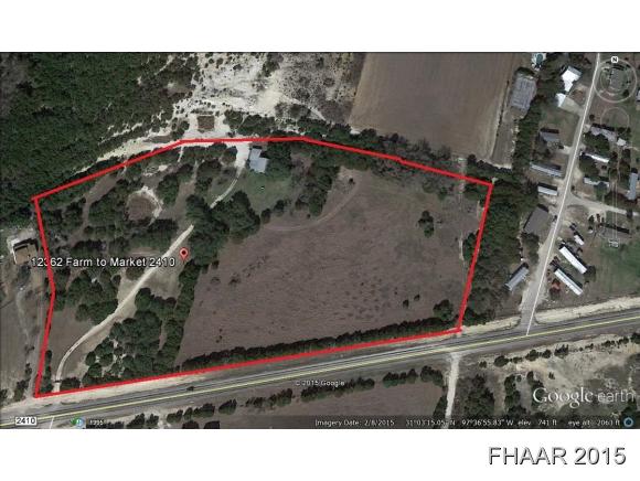 13.06 acres Harker Heights, TX
