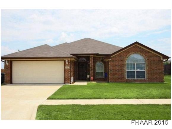 Rental Homes for Rent, ListingId:34282660, location: 4202 Flamingo Drive Killeen 76549