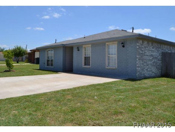 Rental Homes for Rent, ListingId:34292873, location: 3400 Boswell Circle Killeen 76543