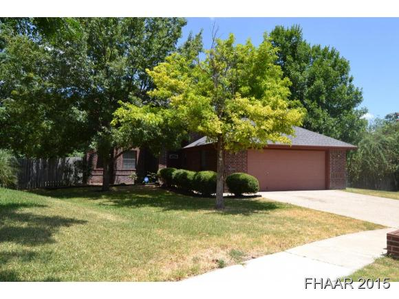 Rental Homes for Rent, ListingId:34292874, location: 2005 Renea Circle Harker Heights 76548