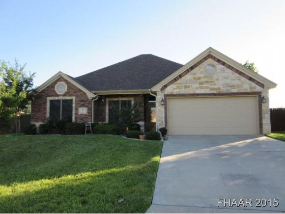 Rental Homes for Rent, ListingId:34437734, location: 206 Black Walnut Court Nolanville 76559