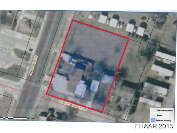 0.71 acres Harker Heights, TX
