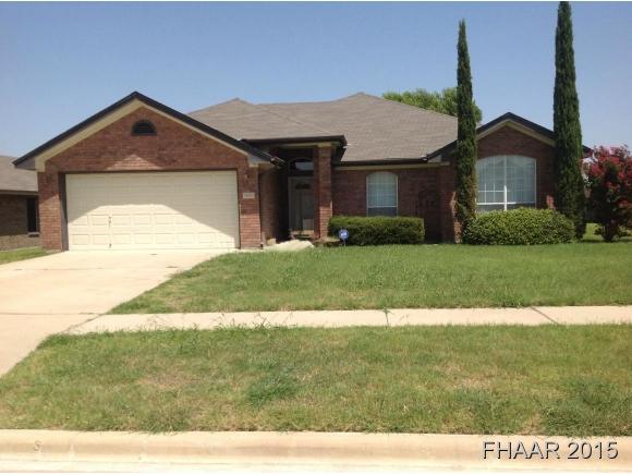 Rental Homes for Rent, ListingId:34475657, location: 4106 Adolph Avenue Killeen 76549