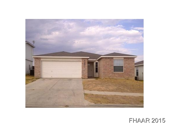 Rental Homes for Rent, ListingId:34482775, location: 3211 Blackburn Drive Killeen 76543