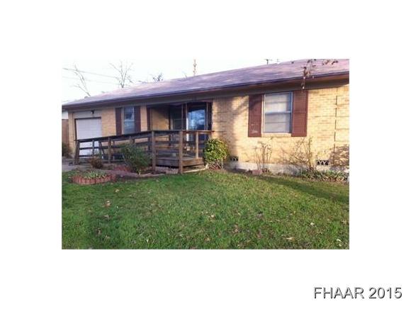 Rental Homes for Rent, ListingId:34482777, location: 712 Alexander Street Killeen 76541