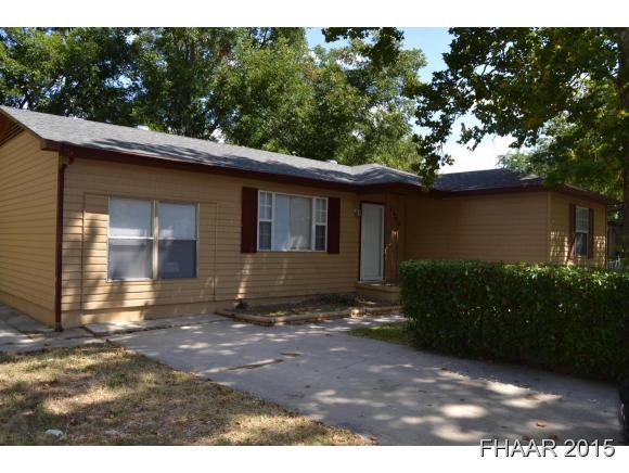 Rental Homes for Rent, ListingId:34569042, location: 1410 N WS Young Dr. Killeen 76543