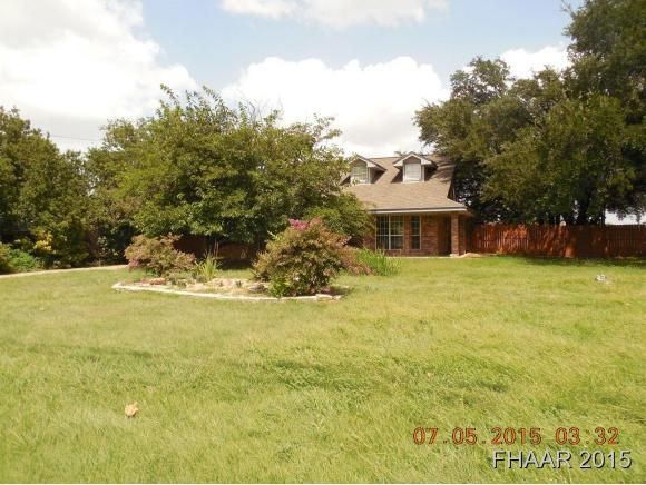 114 Wolfe Road, Copperas Cove, TX 76522