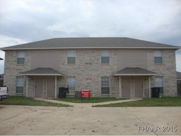 Rental Homes for Rent, ListingId:34589103, location: 4505-D Jeff Scott Killeen 76549