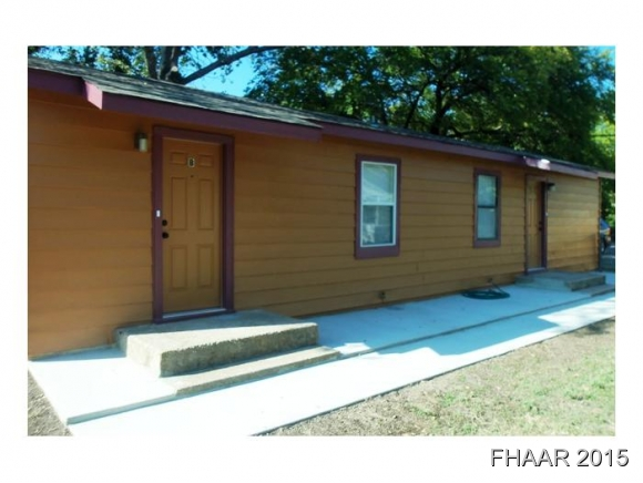 Rental Homes for Rent, ListingId:34596522, location: 712 Ave J. Killeen 76541