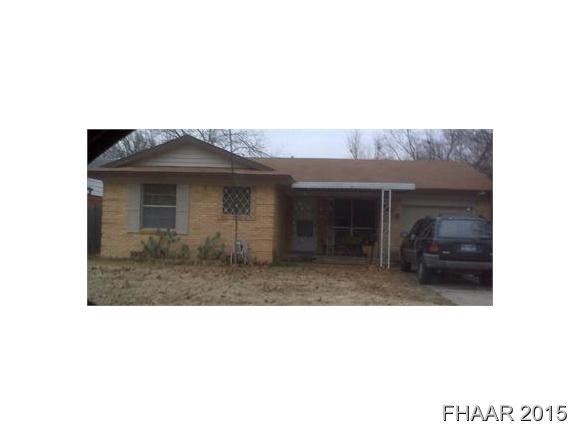 Rental Homes for Rent, ListingId:34644500, location: 509 Stewart Street Killeen 76541