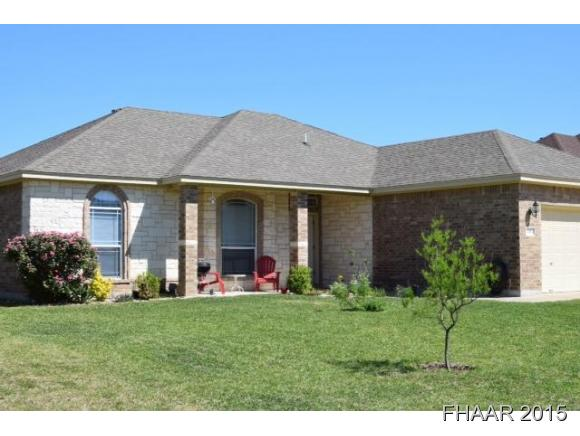Rental Homes for Rent, ListingId:34705680, location: 135 Gehler Circle Nolanville 76559