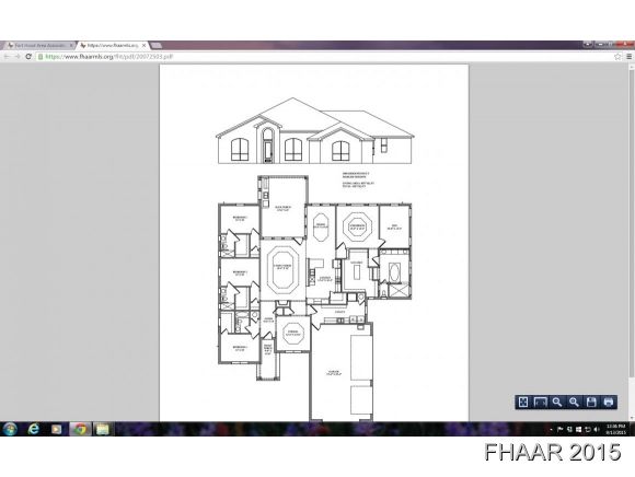 Real Estate for Sale, ListingId: 34733677, Harker Heights,TX76548