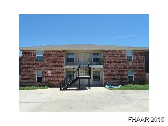 Rental Homes for Rent, ListingId:34795096, location: 312 S 40th Street Killeen 76543